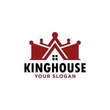 King House Logo - Vector Logo Template