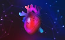 Human Heart. Technology Of Fut...