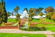San Francisco Botanical Garden.