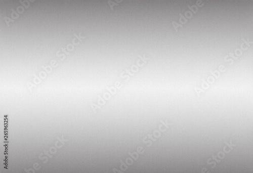 Fototapeta Shiny silver gray foil texture for background obraz na płótnie