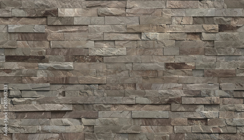Fototapeten Künstlich Streak stone wall covering textured and shadered seamless mapping.