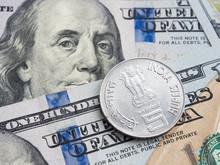 Indian Rupiah To Us Dollar Exc...