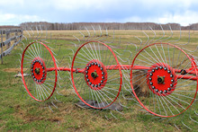 Agricultural Machinery, Wheel-...