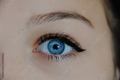 Foto op Plexiglas Beauty Eyes