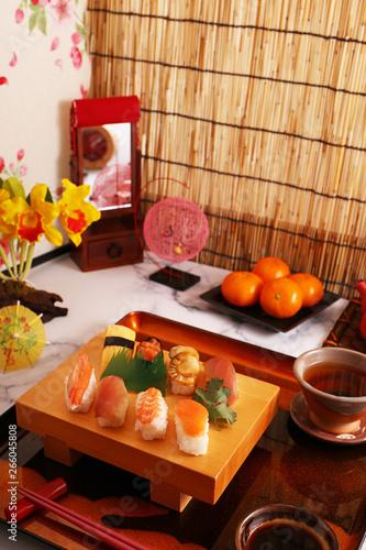 Photographie 日本料理 握り寿司