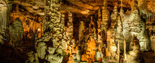 Cathedral Caverns State Park I...