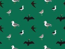 Random European Birds Wallpaper 3