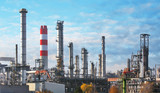 Oil and gas petrochemical plant, Industry factory - 266075299