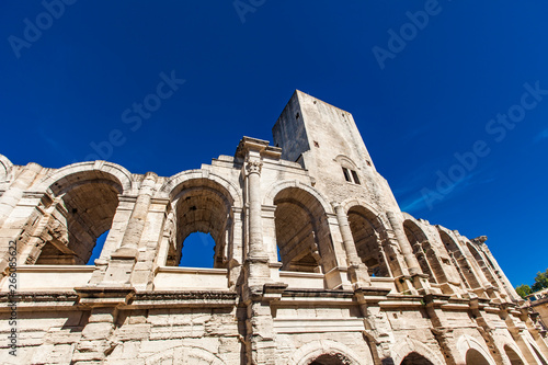 Photo Arles Amphitheatre in France