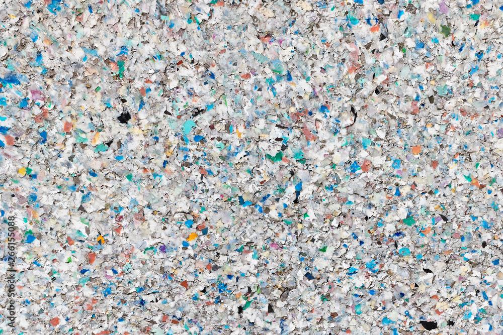Fototapety, obrazy: Recycling Plastik Hintergrund