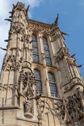 Parisian gothic architecture