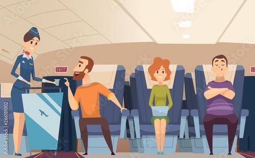 Photo Avia passengers
