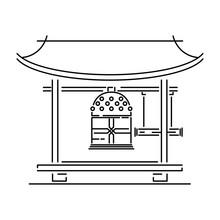 Japan Landmark - Temple, Shrin...