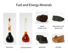 Fuel And Energy Minerals: Oil,...