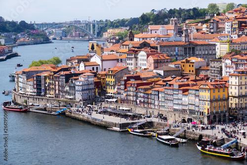 mata magnetyczna Porto Panorama