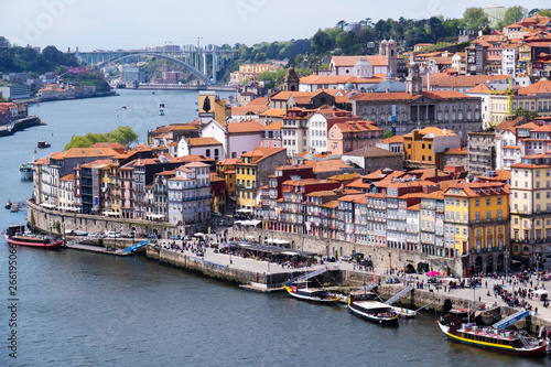 fototapeta na ścianę Porto Panorama