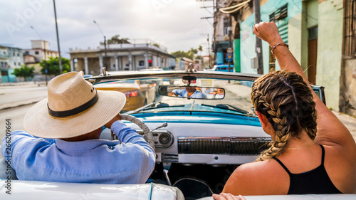 Photo  Havana Cuba