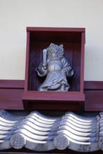 京町屋の守り神