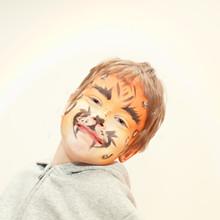 Portrait Of A Little Cute Boy ...