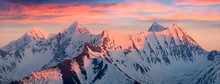 Winter Tatras In Eastern Europe