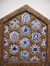 15th Century Underglaze Painte...