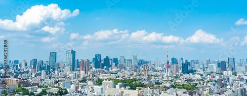 Tuinposter Tokio 東京風景