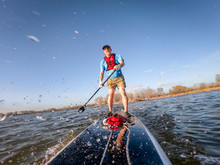 Stand Up Paddleboard Making Sp...