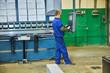 manufacture of steel doors, welding of metal doors, production