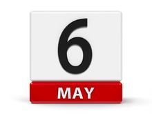 Cubes Calendar 6th May