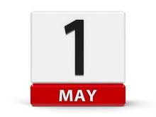 Cubes Calendar 1st May