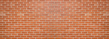 Red Color Brick Wall For Brick...
