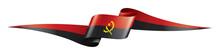 Angola Flag, Vector Illustrati...