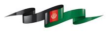Afghanistan Flag, Vector Illus...