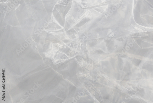 Fototapety, obrazy: The texture of gray oilcloth. Gray polyethylene, close-up. Template for cards.