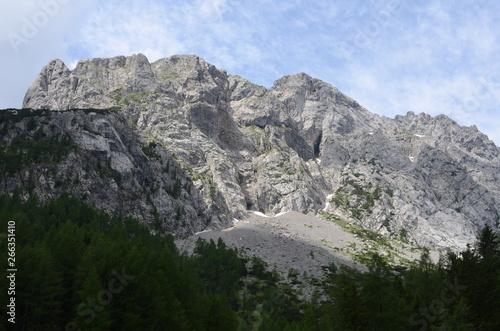 Foto auf Gartenposter Gebirge Montagna