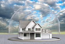 3D Rendering Og A House Inside...