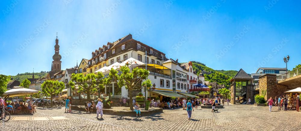 Fototapety, obrazy: Altstadt von Cochem, Mosel, Deutschland