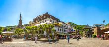 Altstadt Von Cochem, Mosel, De...