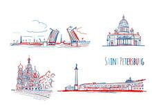 Symbols Of Saint Petersburg, R...
