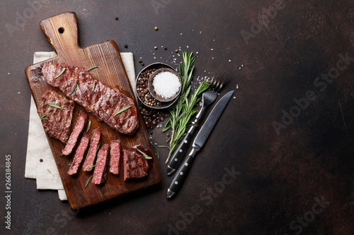 Fototapety, obrazy: Top blade or denver steak