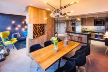 Contemporary Luxurious Interior