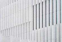 White Lines Architecture Detail