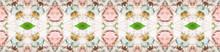 Pastel Pattern Inside Kaleidos...