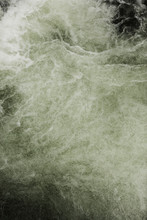 Polluted Water Foam
