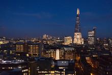 London Cityscape. Amazing Light.