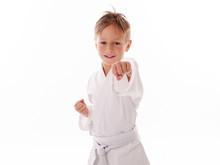 Little Karate Boy