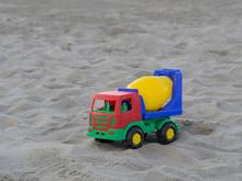 Truck Cement (concrete) Mixer ...