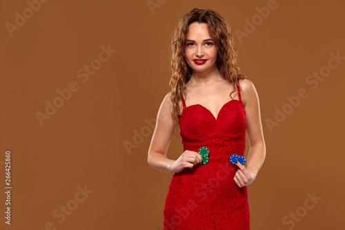 Fotografie, Obraz  Casino concept
