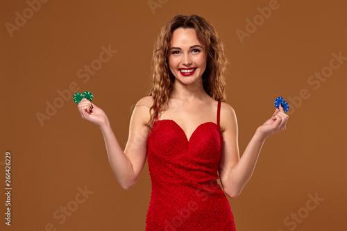 Photo Casino concept
