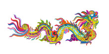 Chinese Dragon For Your Design